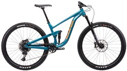 "Kona Process 134 DL 29"" Mountain Bike 2021 - Trail Full Suspension MTB"