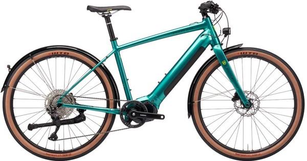 Kona Dew E-DL 2021 - Electric Mountain Bike