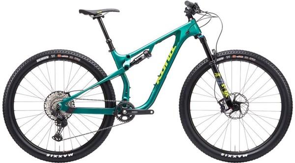 "Kona Hei Hei CR 29"" Mountain Bike 2021 - Trail Full Suspension MTB"