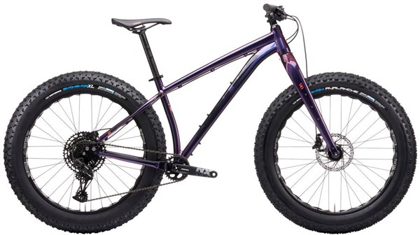 "Kona Woo 26"" Mountain Bike 2021 - Fat Bike"