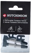 Product image for Hutchinson Tubeless Valves (x2)