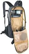 Evoc Ride 12L + 2L Bladder Hydration Backpack