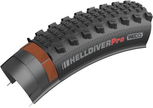 "Kenda Helldiver AEC 27.5"" Folding MTB Tyre"