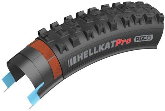 """Kenda Hellkat AGC 26"""" Folding MTB Tyre"""