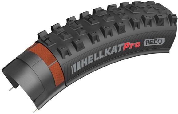 "Kenda Hellkat AEC 27.5"" Folding MTB Tyre"
