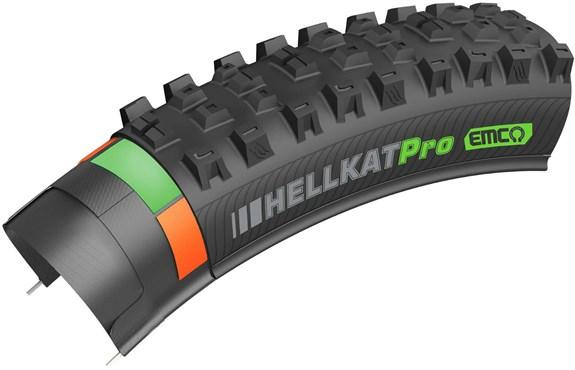 """Kenda Hellkat EMC 27.5"""" Folding MTB Tyre"""