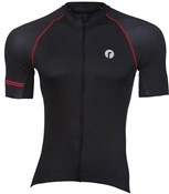 Product image for Ride Clothing Tec Black Short Sleeve Jersey