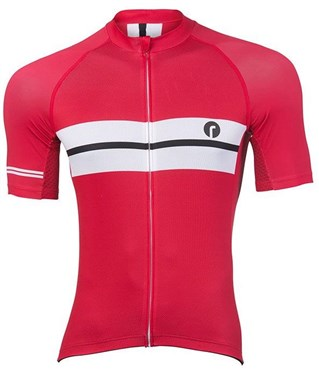 Ride Clothing Tec Red Short Sleeve Jersey