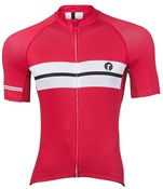 Product image for Ride Clothing Tec Red Short Sleeve Jersey