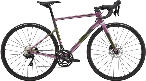 Cannondale SuperSix EVO Carbon Disc 105 Womens 2021 - Road Bike