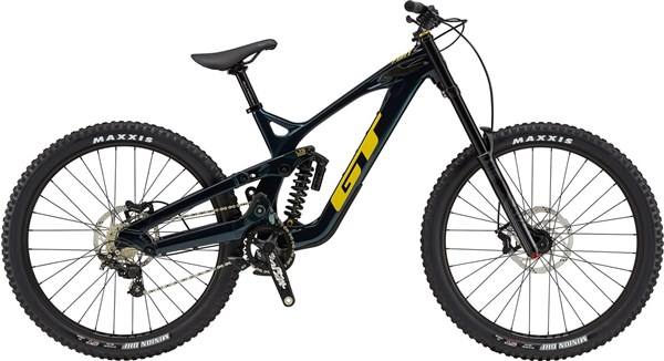 "GT Fury Expert 27.5"" Mountain Bike 2021 - Downhill Full Suspension MTB"