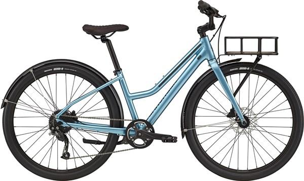 Cannondale Treadwell EQ Remixte 2021 - Hybrid Sports Bike