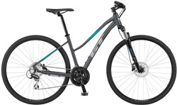 Product image for GT Transeo Comp Womens 2021 - Hybrid Sports Bike