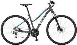GT Transeo Comp Womens 2021 - Hybrid Sports Bike