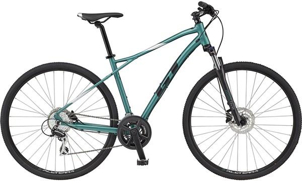 GT Transeo Elite 2021 - Hybrid Sports Bike