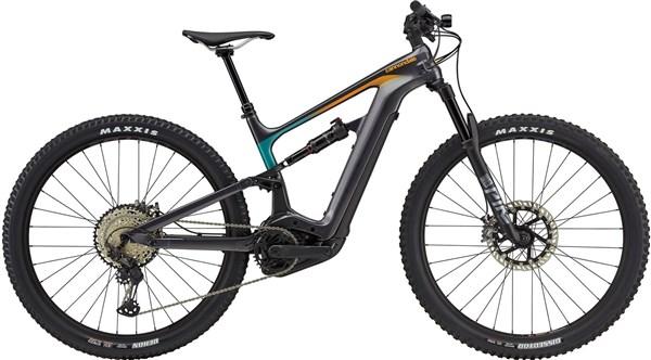 Cannondale Habit Neo 1 2021 - Electric Mountain Bike