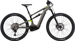 Cannondale Habit Neo 2 2021 - Electric Mountain Bike