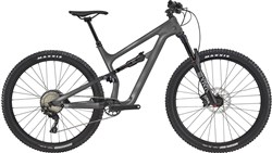 Cannondale Habit Waves Mountain Bike 2021 - Trail Full Suspension MTB