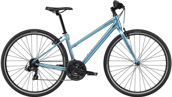 Cannondale Quick 6 Womens Remixte 2021 - Hybrid Sports Bike