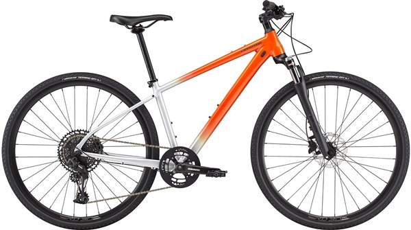 Cannondale Quick CX 1 Womens 2021 - Hybrid Sports Bike