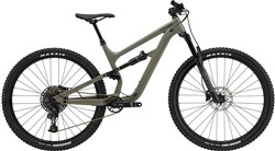 Cannondale Habit 4 Mountain Bike 2021 - Trail Full Suspension MTB