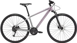 Product image for Cannondale Quick CX 2 Womens 2021 - Hybrid Sports Bike