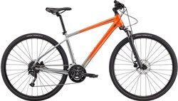 Product image for Cannondale Quick CX 2 2021 - Hybrid Sports Bike