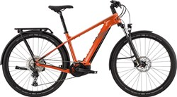 Product image for Cannondale Tesoro Neo X 2 2021 - Electric Hybrid Bike