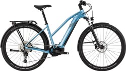 Product image for Cannondale Tesoro Neo X 2 Remixte 2021 - Electric Hybrid Bike