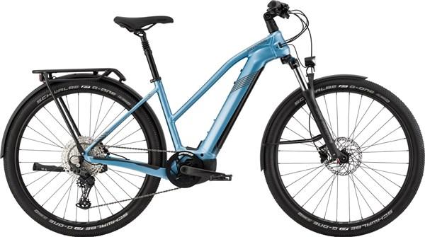 Cannondale Tesoro Neo X 2 Remixte 2021 - Electric Hybrid Bike