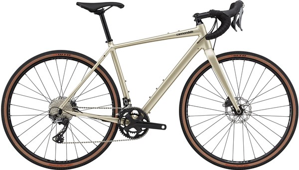 Cannondale Topstone 0 2021 - Gravel Bike