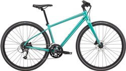 Product image for Cannondale Quick Disc 3 Womens 2021 - Hybrid Sports Bike