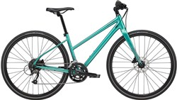 Product image for Cannondale Quick Disc 3 Womens Remixte 2021 - Hybrid Sports Bike