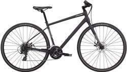 Cannondale Quick Disc 5 2021 - Hybrid Sports Bike