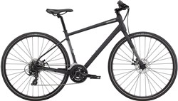 Cannondale Quick Disc 5 2021 - Hybrid Sports Bike