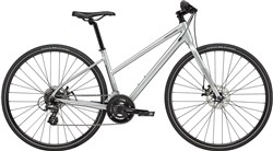 Product image for Cannondale Quick Disc 5 Womens Remixte 2021 - Hybrid Sports Bike