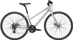 Cannondale Quick Disc 5 Womens Remixte 2021 - Hybrid Sports Bike