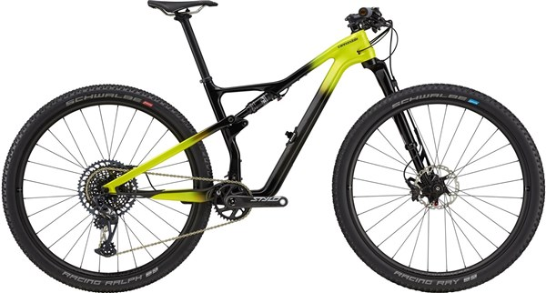 "Cannondale Scalpel Carbon LTD 29"" Mountain Bike 2021 - XC Full Suspension MTB"
