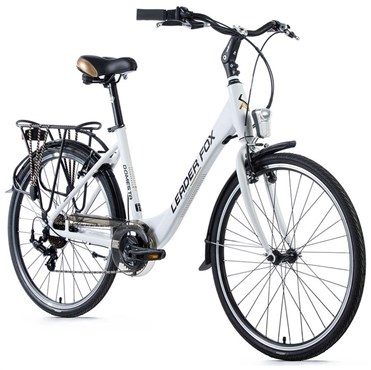 Leader Fox Domesta Lady 26W 2019 - Hybrid Classic Bike