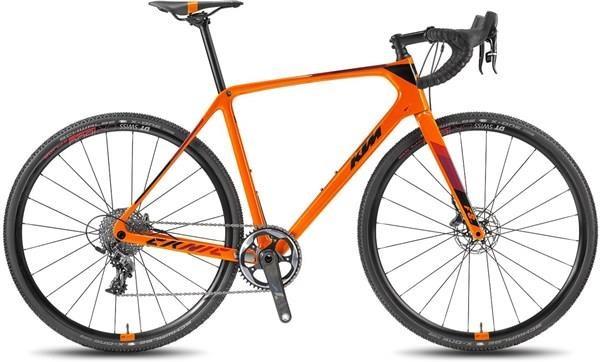 KTM Canic CXC - Nearly New 2018 - Cyclocross Bike