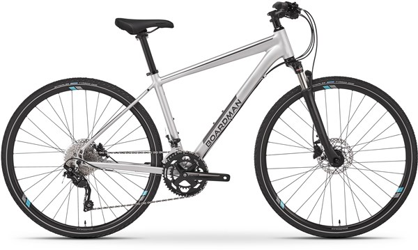 Boardman MTX 8.8 Womens 2021 - Hybrid Sports Bike