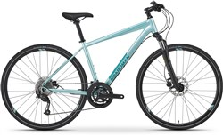 Boardman MTX 8.6 Womens 2021 - Hybrid Sports Bike