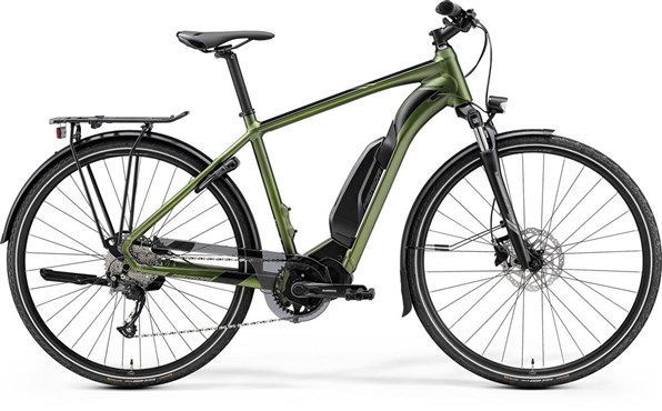 Merida eSpresso 300 EQ SE 2021 - Electric Hybrid Bike