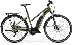 Merida eSpresso 300 EQ SE Womens 2021 - Electric Hybrid Bike