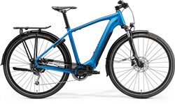 Merida eSpresso 400 EQ 2021 - Electric Hybrid Bike