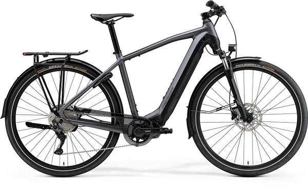 Merida eSpresso 500 EQ 2021 - Electric Hybrid Bike