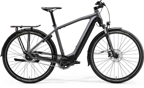 Merida eSpresso 700 EQ 2021 - Electric Hybrid Bike