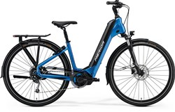 Merida eSpresso City 400 EQ 2021 - Electric Hybrid Bike