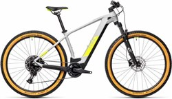 "Cube Reaction Hybrid Pro 625 29"" 2021 - Electric Mountain Bike"