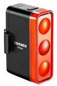 Ravemen TR300 USB Rechargeable Rear Light - 300 Lumens